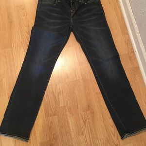 Men's Am Eagle 31x32 extreme flex jeans like new